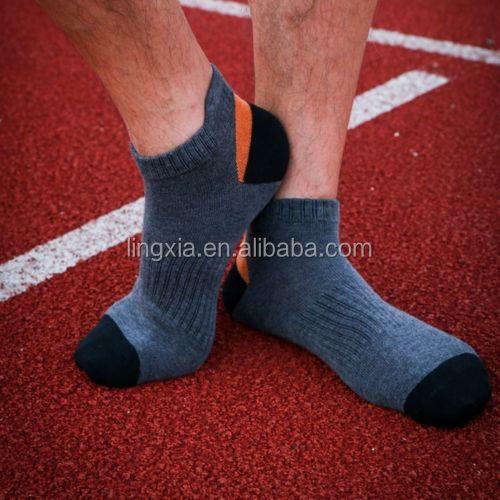 5 Pairs Mens Cotton Socks Lot Crew Ankle Low Cut pure Colour Casual short Socks