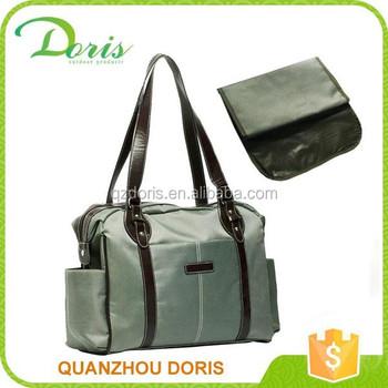 Custom Luxury Baby Diaper Bags
