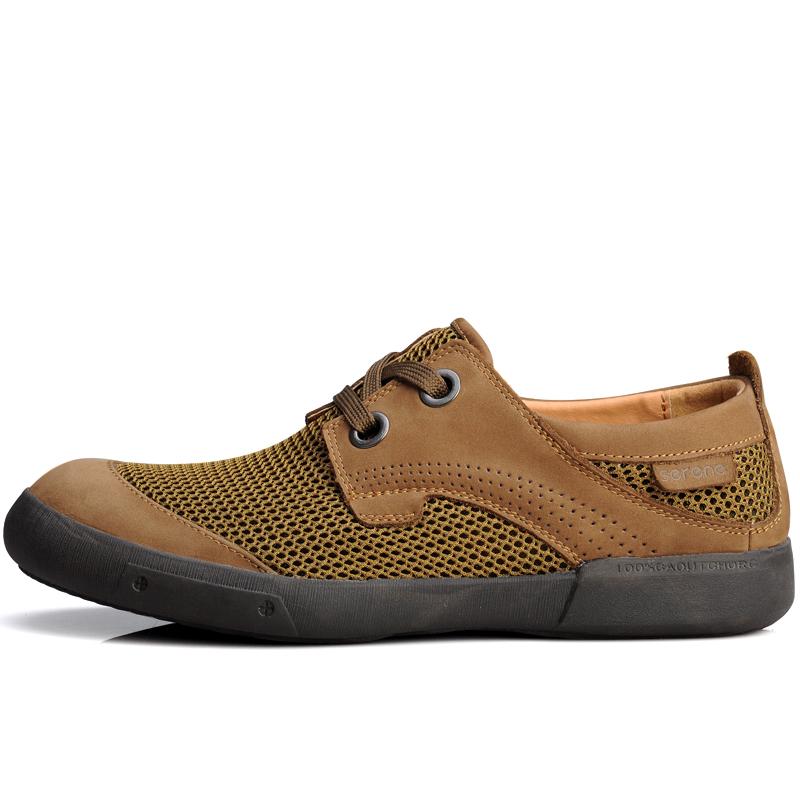 Вилочная часть обувь спорт свободного покроя обувь мужчины в свободного покроя кожа обувь вилочная часть 9107