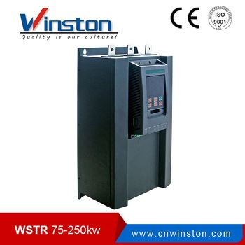 WSTR3022 three phase 22KW Motor Soft Starter for 220v 380v 440v 660v 1140v