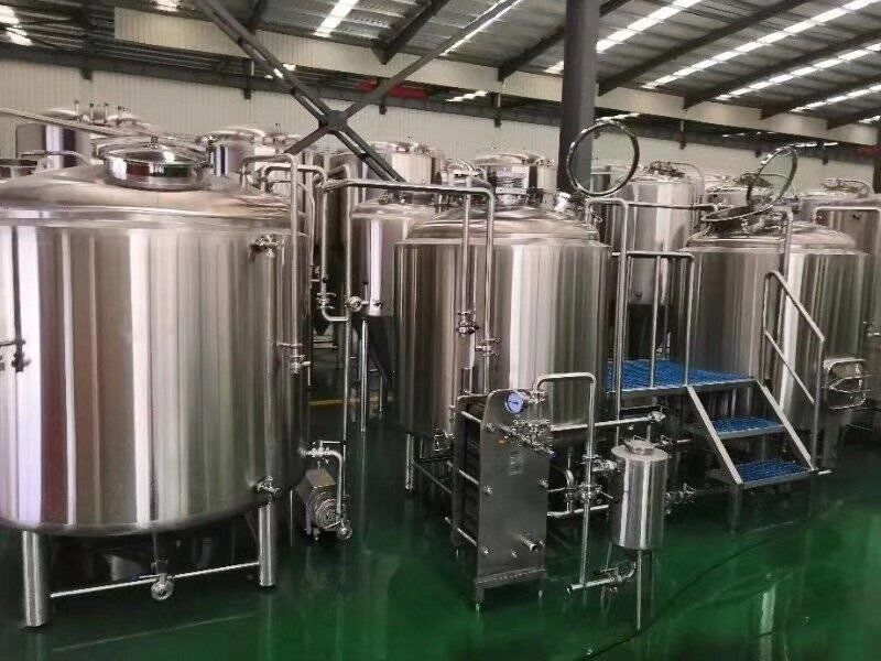 1000l per bacth large brewhouse beer brewery equipment and commerical beer brewing equipment