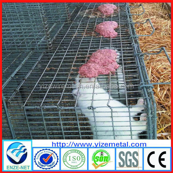 New Type Mink Cage For Sale,Factory Supply Mink Farm Equipment ...