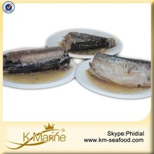 3 Pieces Canned Seafood Mackerel in Brine/Water