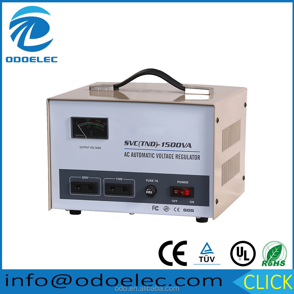 single phase 5kva servo voltage stabilizers price for india