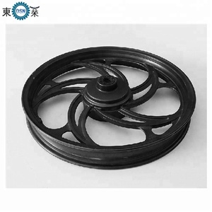 TS16949 factory AZ91 magnesium die casting motorcycle accessories bike parts bicycle components auto parts