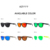KDEAM Fashion TR90 Polarized UV400 Protective Sunglasses Unisex Luxury Italy Design Eyewear lentes de sol New Arrivals 2019 OEM