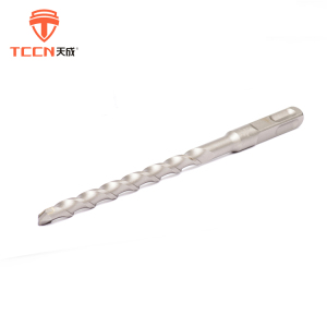 TCCN OEM Masonry Drilling 40Cr Steel Shank Metal SDS Electric Hammer Drill Bits