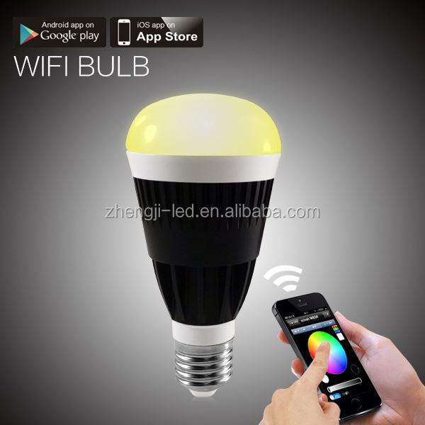 hot kiosk products,Bluetooth RGBW bluetooth violet light bulbs