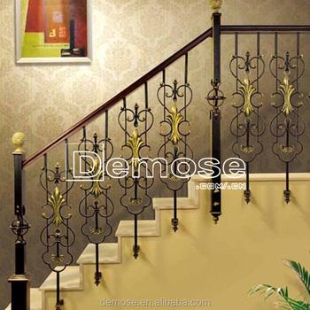 Interior Stair Iron Handrails Antique Ornamental Railing Prices