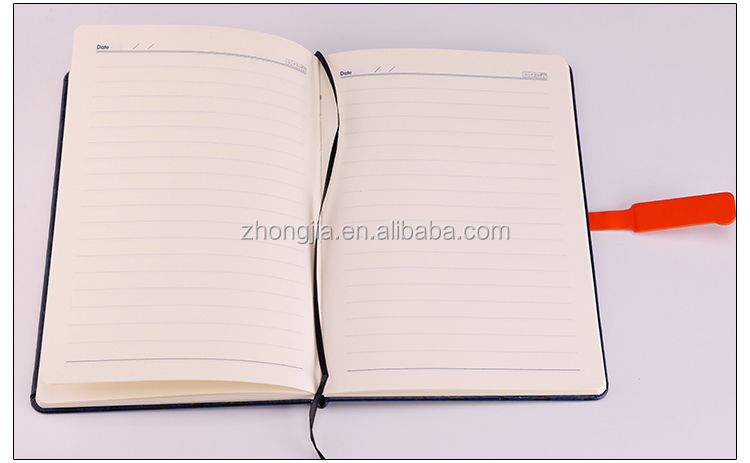 China Supply School College Notebook Innovative Diary for Daily Usage with Perfect Binding