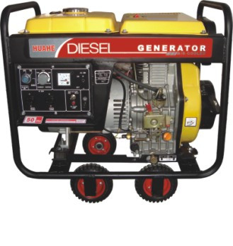 Diesel Generator 2kva Electric Start,High Quality 2000 Watts 2kva ...