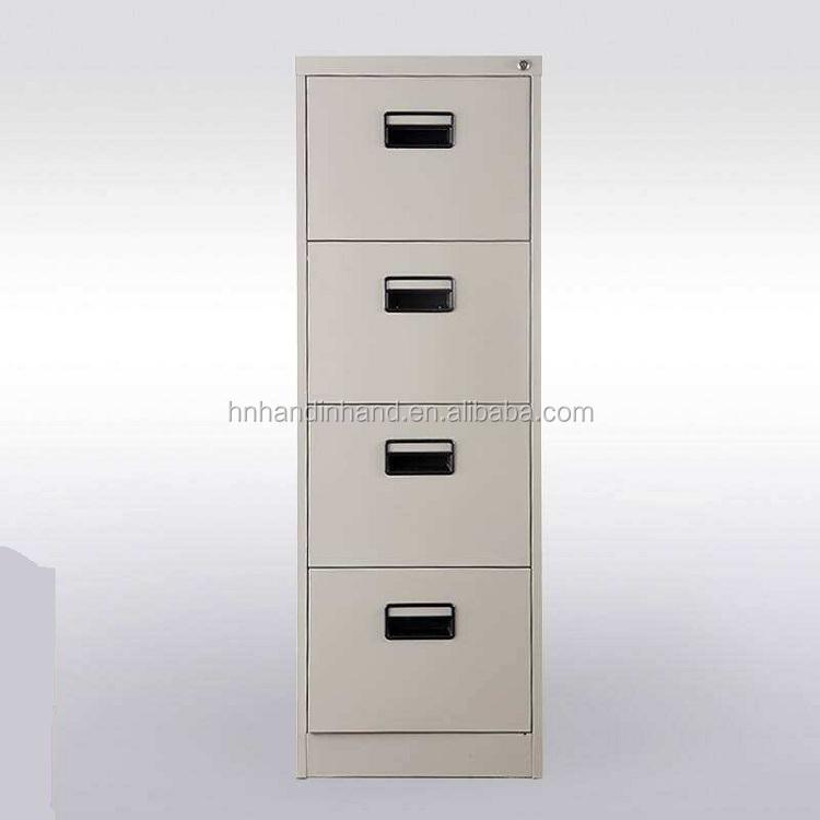 Kd Design 4 Drawer Doent Cabinet Metal Vertical Filing