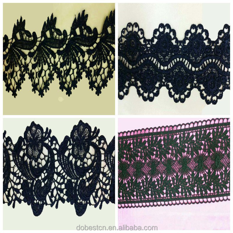 Dubai French Lace Thin Lace Trim Vietnam Lace