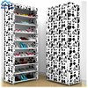 10layer shoe rack