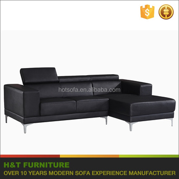 Recliner Leather Sofa Corner Set Designs Mid Century Furniture Foshan