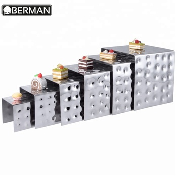 Chinese Restaurant Decoration Supply Stainless Steel Catering
