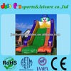 Clown commercial inflatable slide,EN14960 certified small inflatable slides