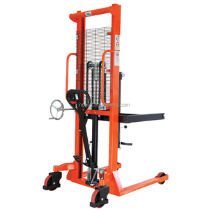 Factory price hydraulic manual drum lifter