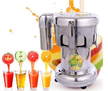 304 Stainless steel citrus juicer,commercial fruit apple juicer(ZQW-2000)