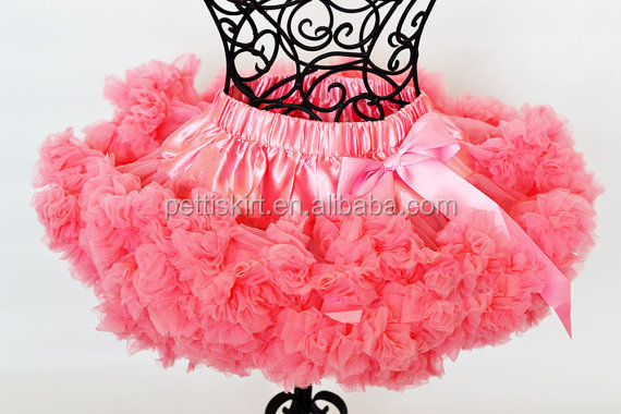 Wholesale royal blue dark blue tutu pettiskirt kids tutu skirt girls puffy tutu dress