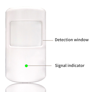 CE Approved low power low cost Wireless PIR Motion Sensor for Home Usage