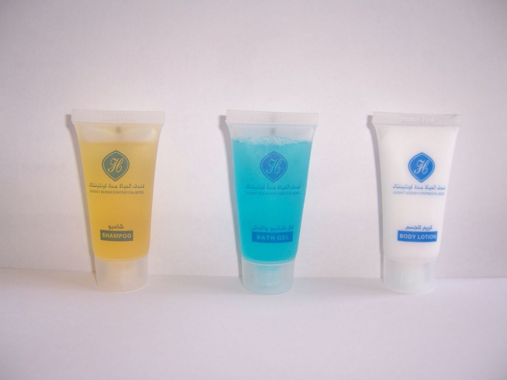 shampoo bath gel body lotion cosmetics