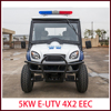 2016 new model EEC electric utv 5KW cheap price with good quality