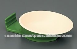 polypropylene dinnerware large plastic bowls with handle UPS-131 CLG : polypropylene dinnerware - pezcame.com