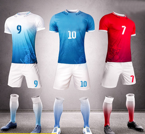 China Manufacturer Sportswear Football Shirt Cheap Soccer Uniforms For Teams Soccer Jersey