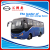 Thailand widely used electtric new travel bus
