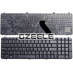 GZEELE New Keyboard for HP Compaq Presario A900 A909 A945 US Replacement laptop keyboard