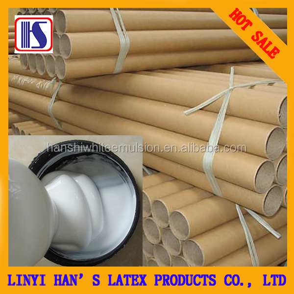customized paper cardboard tubes adhesive glue