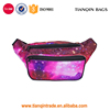 Hot Selling Outer Space Galaxy Rave Festival Fanny Pack Durable Nylon Waist Bag