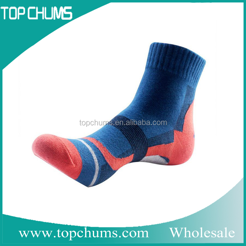 Men training sport basketball running socks