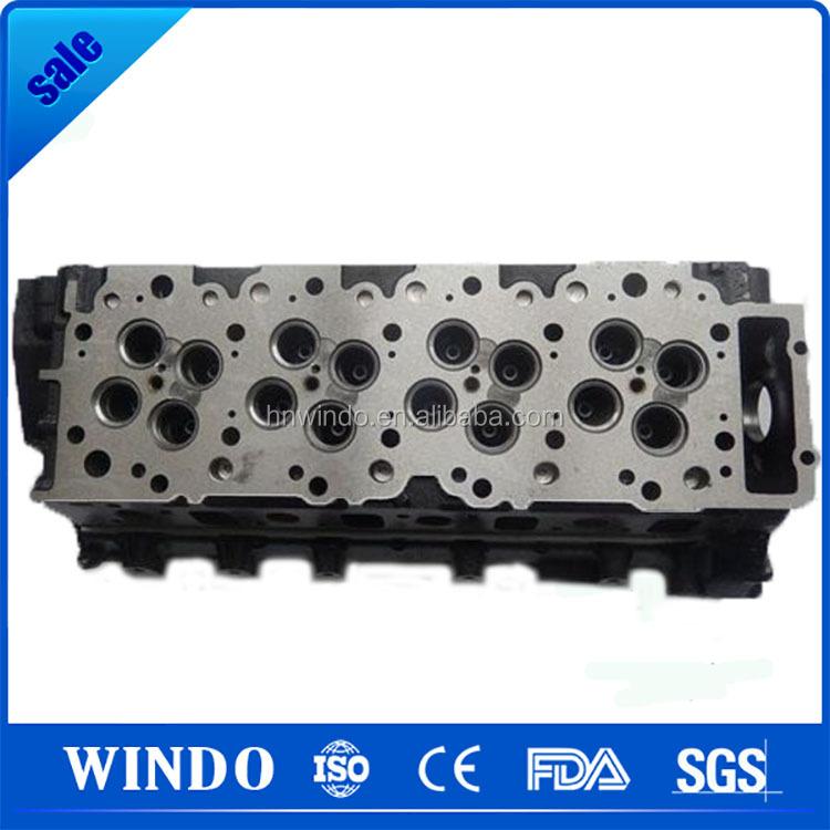 8-98008-363-3 L4 V16 5.2l Japanese Motor 4hk1 Engine Cylinder Head ...