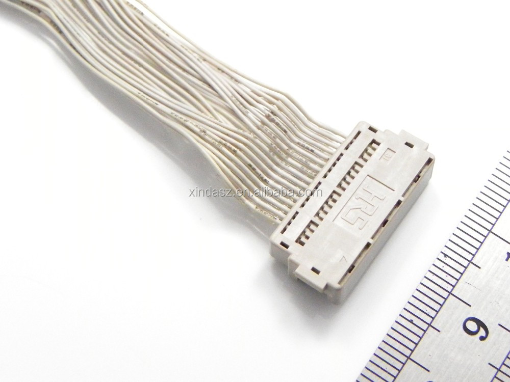 Jst Hr Lvds Cable Pinout Idc Type Ul10064 Wiring Harness