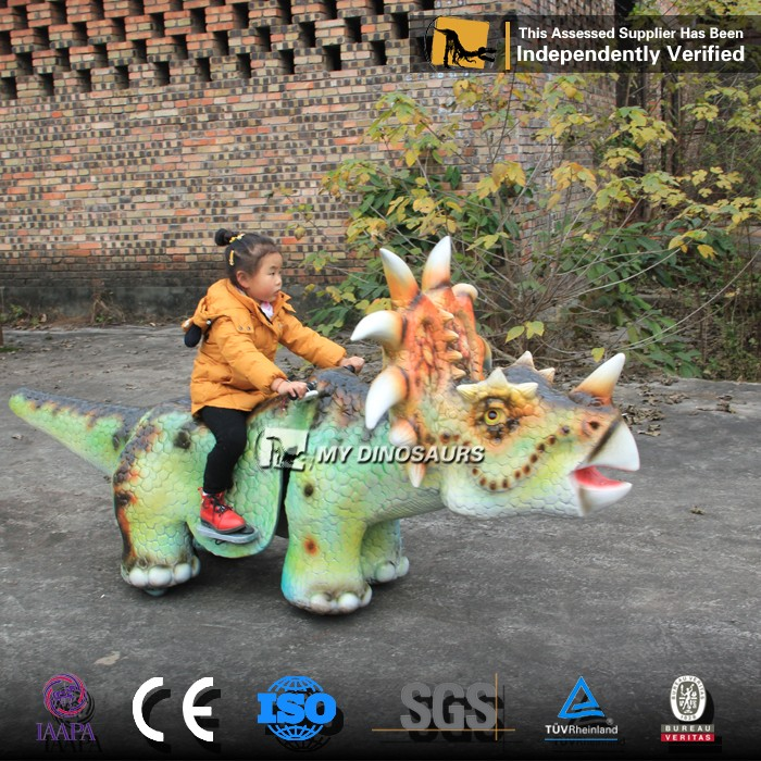 My-dino indoor shopping mall kids ride for sale