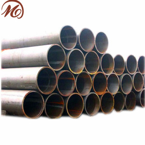 API 5L Steel Tube / API 5L Gr.B X52 X70 Black Seamless Steel Pipe