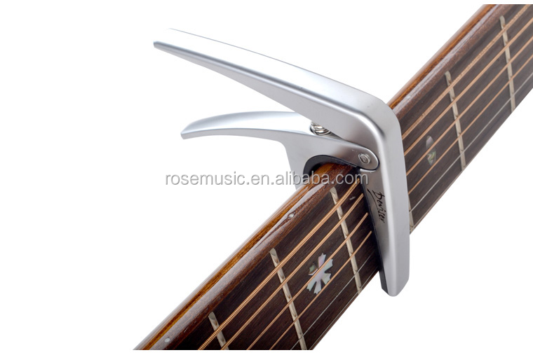 high quality  fashion design  guitar capo  made  in China wholesale