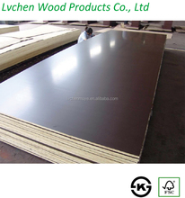 Factory price 12mm cement plywood board for construction