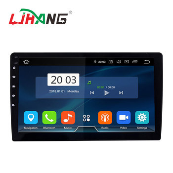 LJHANG Android 9.0 4 + 32G Octa core 10,1 inch 2 din universal auto dvd player