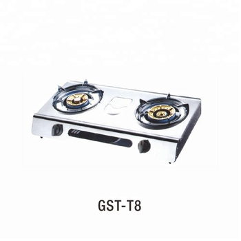 Gst T8 2 Burner Table Top Gas Stove Outdoor Cooktop In New Kind