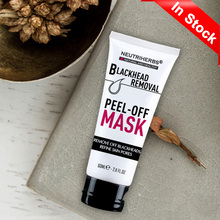 Superior Cleaning Deeply and Effectively Removal Mild Peeling Off Mud Mask Carbon Peel Gel