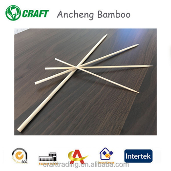 Grill bbq too set bamboo marshmallow sticks bamboo bbq skewers
