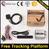 3g vehicle gps tracker/ real time gps tracking device for vehicle & anti-theft