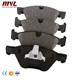 Our Company Supplies Global Customer With Various Quality Less-metallic Brake Pad for Bmw 3 Series E90 320I