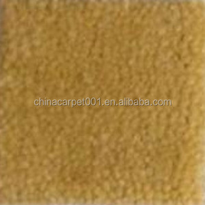 Golden Yellow Nylon Carpet with Cut Pile (N200-N900)