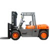 8 ton FD80T used forklift for sale for sale with solid forklift tire/new toyota forklift truck price