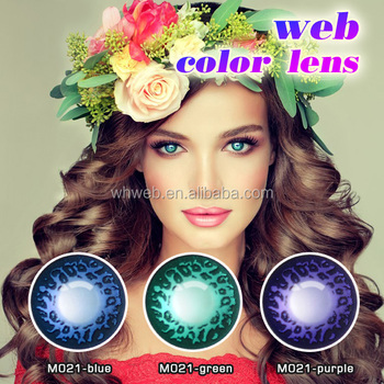 The Best Color Contact Lenses Amazing Big Eyes Anime