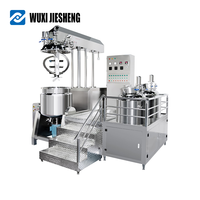 Good Quality Cosmetic Ointment Vacuum Emulsifying Mixer Machine for Sale
